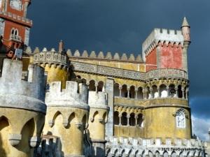 Pena Palace at Sintra