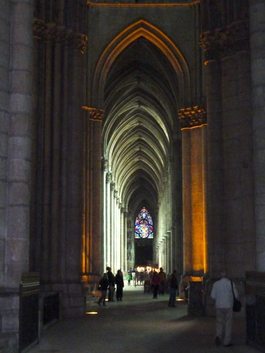 Cathedral At Reims