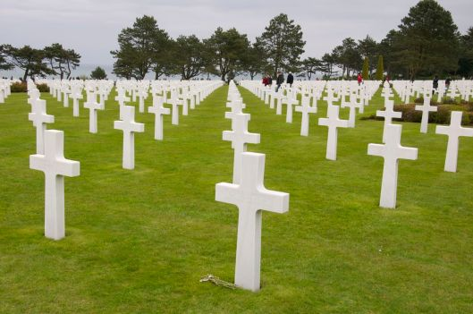 Omaha Beach Memorial & Cemetery