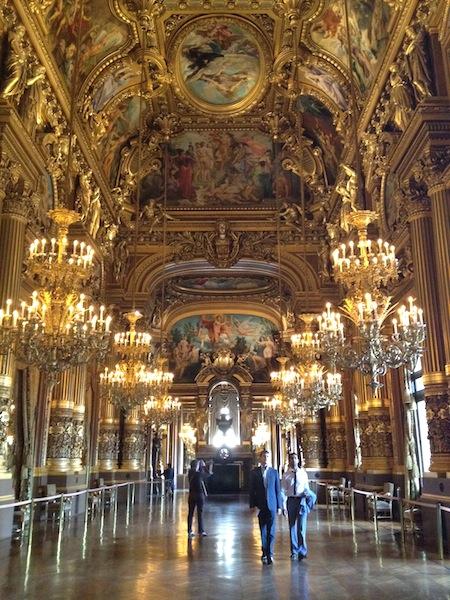 Paris opera Grand Salon