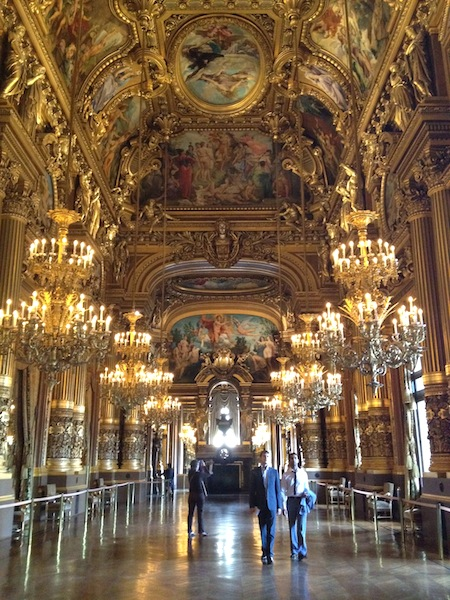 Paris opera Grand Salon