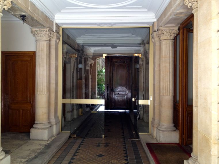Lobby And Mailboxes